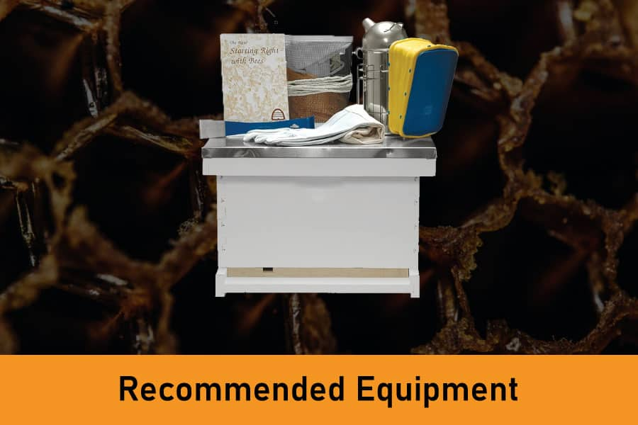 Recommended Beekeeping Equipment